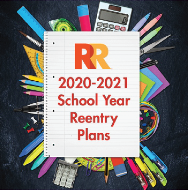 2020-2021 School Year Reentry Plans