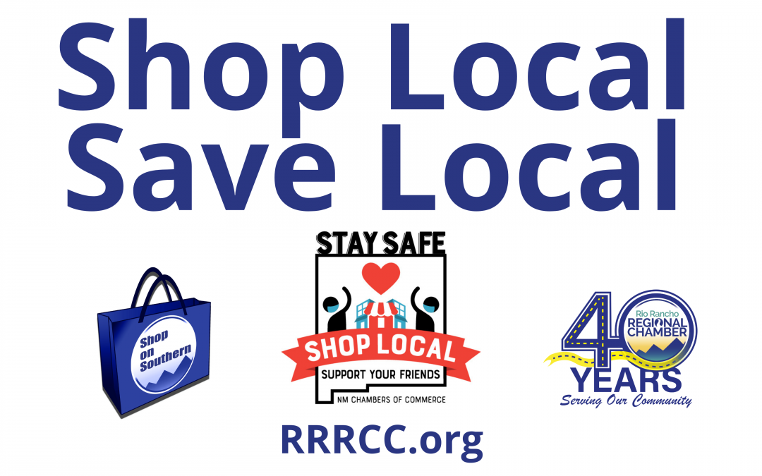 Shop Local Save Local