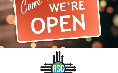 City of Rio Rancho Announces Facility Re-Openings