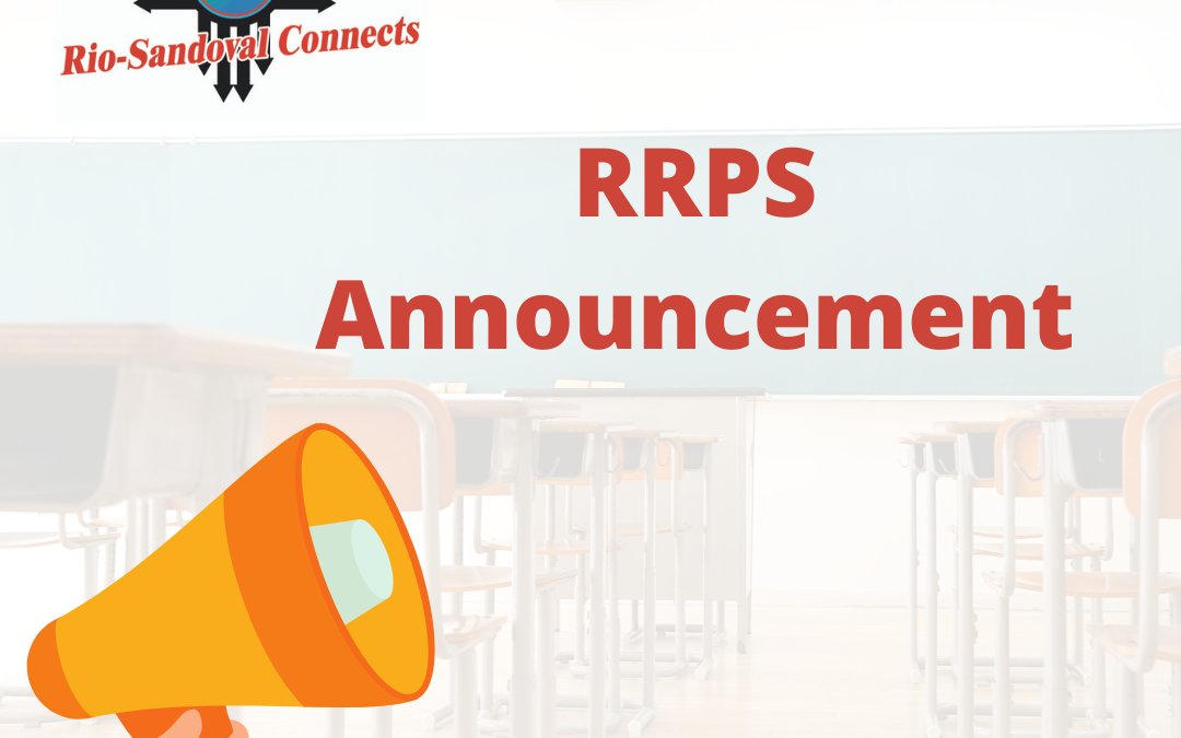 Update From Rio Rancho Public Schools